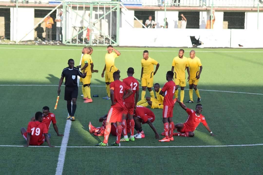 Coupe de la fédération: l'ile de Moheli jouera une nouvelle finale