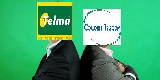 Les querelles d'enfants cèderaient la place à l'esprit de compétition entre Comorestelecom et Telma