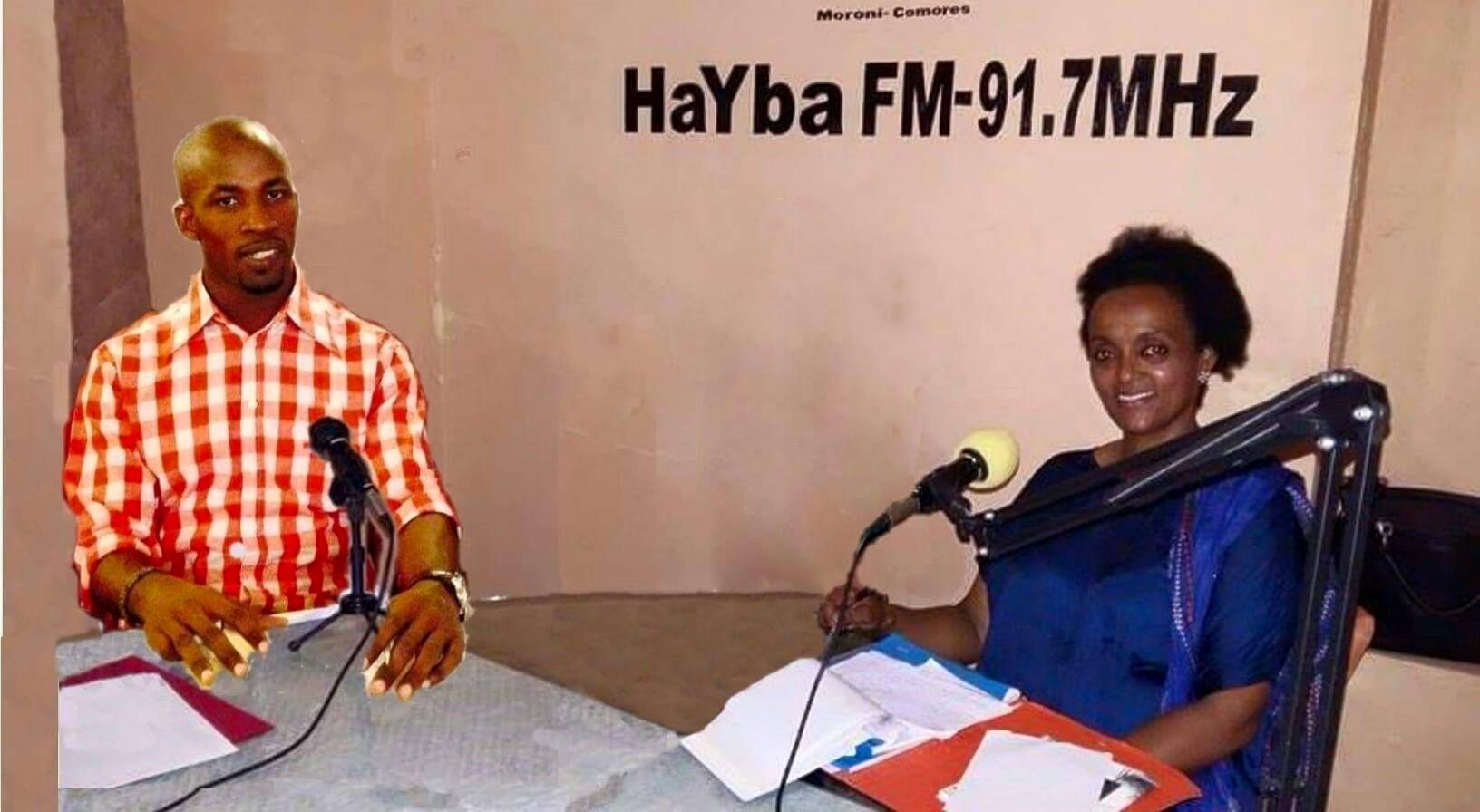 Ce soir à 20h00 sur HaYbaFM 91.7MHz, UNDRONI LEWO NAMAWUDU.