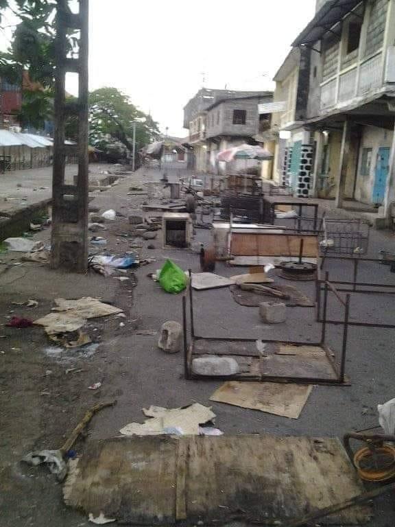 12h, la situation à Anjouan, de ce qui est parvenu à la rédaction de HaYba FM.