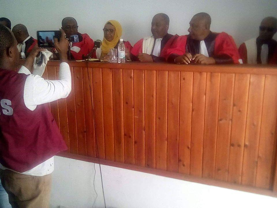 Suite, délibération de la Cour Suprême Pour la présidentielle