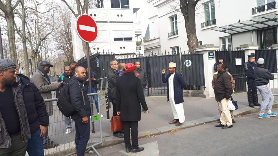 Des Franco-Comoriens sur le qui-vive ! D'un correspondant parisien