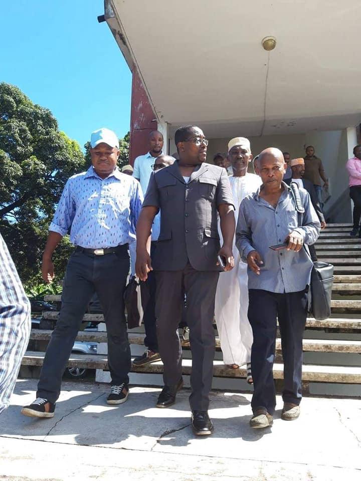 M. Rachad Abdallah a répondu à la convocation du procureur de la république.