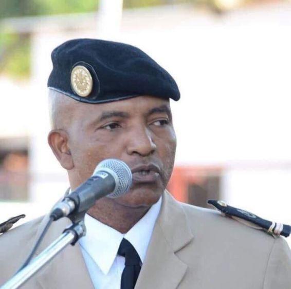 Sur feu le Major Nacerdine Abdourazak