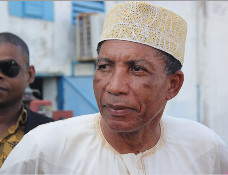 oilihi Mohamed Campagnard est interrogé par la Brigade de recherches de la gendarmerie de Moroni.