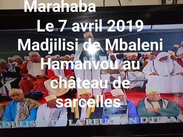 Madjlis de MBALENI Hamanvu