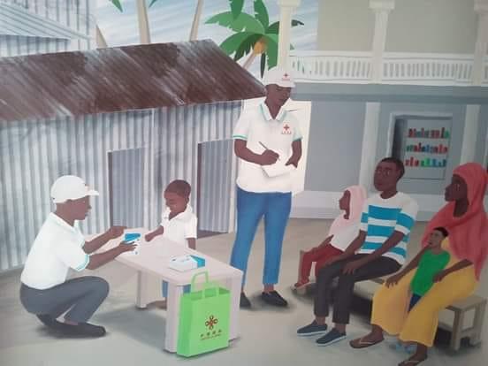Campagne d'éradication du Paludisme