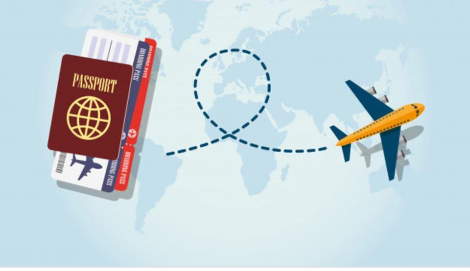 Ce Passeport-Diplomate qui voyage tout seul.