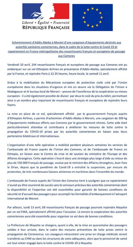 CONTRE LE COVID-19