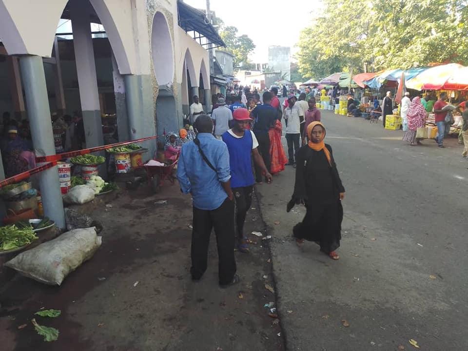 HaYba au petit marché
