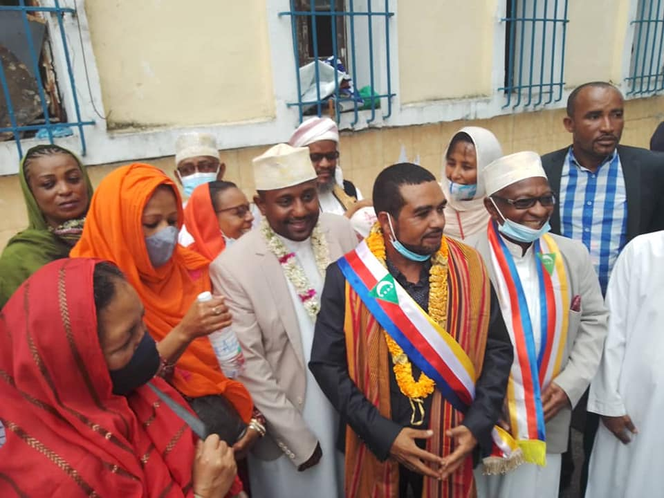 HaYba MUNICIPALITÉS  Commune de Moroni