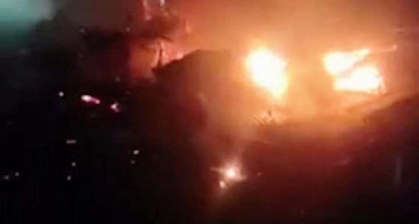HaYba DRAME Incendie Meurtrier à Mbeni
